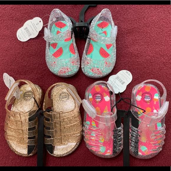 wonder nation Other - 🆕 Toddler Girls Sandal Bundle